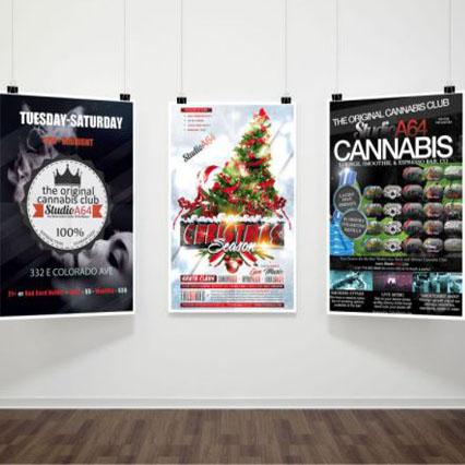 Thiết kế – in poster Kiến An Phát